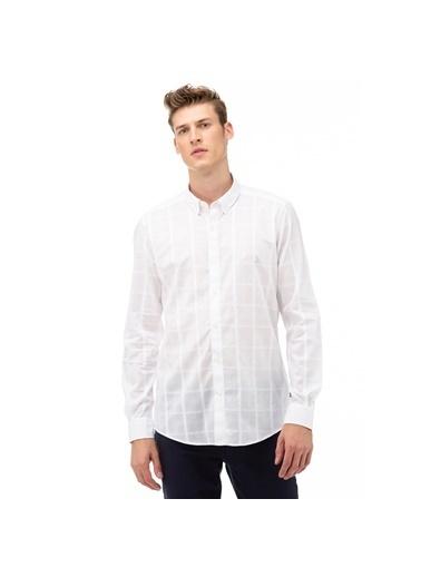 Nautica Gömlek Beyaz